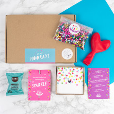 Birthday In A Box Gift Box