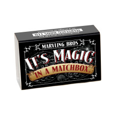 Magic Tricks In A Matchbox
