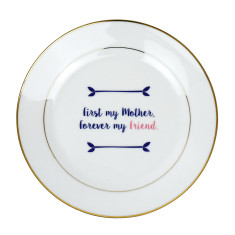 First My Mother, Forever My Friend Trinket Dish