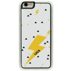 Personalised iPhone cover - Thunder