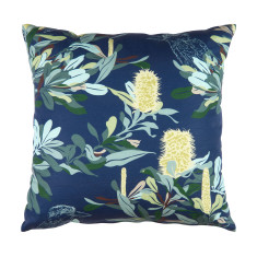 Cushion Cover - Banksia Navy