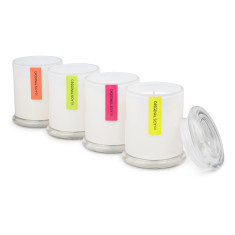 Set of 4 Original Soy Candles