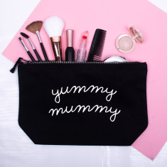 Yummy Mummy Makeup Bag