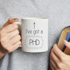 I've got a PHD mug