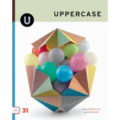Uppercase magazine subscription (quarterly for one year)