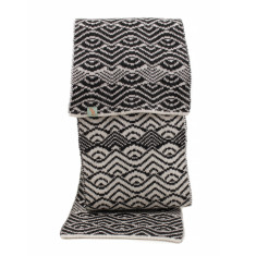 Caspian - lamb's wool scarf