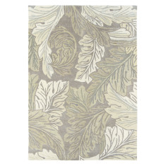 Brink & Campman presents William Morris 'Acanthus' Rug in Stone