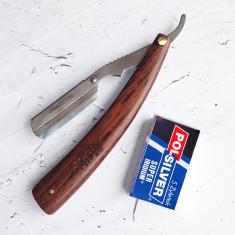Barber straight razor