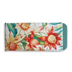 Gardener's kneeling pad in Bahama Tigerlilly