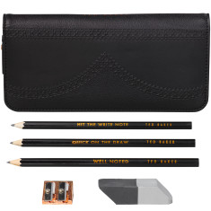 Ted Baker mens pencil case set