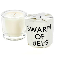 Swarm Of Bees Candle By Tatine