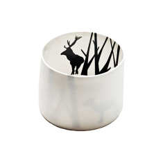 Anna-Carin Dahl deer tea light