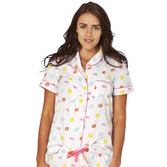 Tutti frutti women's short sleeve shirt