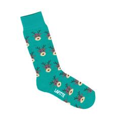 Lafitte reindeer socks (various colours)