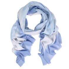 Eclipse modal cashmere dipped scarf (various colours)