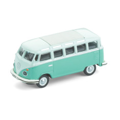 VW Bus Samba diecast Fridge Magnet