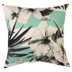 Hula Moon Aqua Cushion (various sizes)