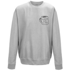 Coffee For Life Unisex Sweater