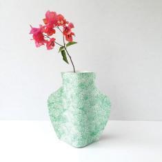 Popup vase - Chrysanthemum