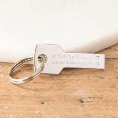 Personalised 16GB USB key ring
