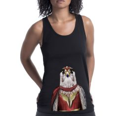 Falcon women's fitted singlet