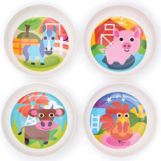 French Bull farm collection kids' bowl