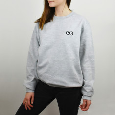 Only Got Eyes For You personalised Embroidered Unisex Sweatshirt
