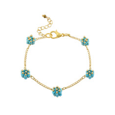 Blueberry bracelet