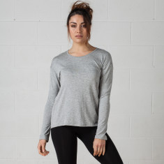 Modal long sleeve top