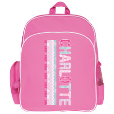 Personalised Backpack - Allsorts Pastel