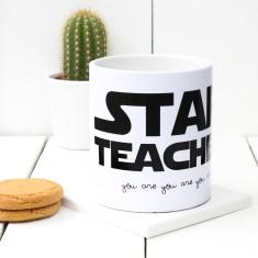 Star Wars Star Teacher Mug