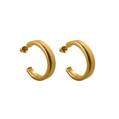 Hoop Earrings (various colours)