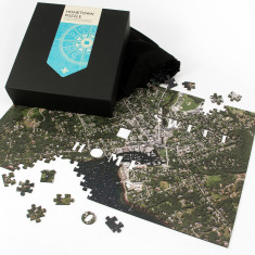 Personalised Hometown Wooden Puzzle