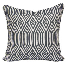 Diamond Lines cushion