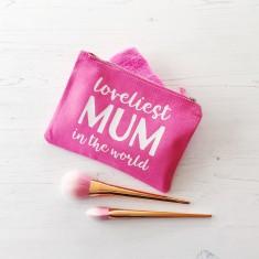 Loveliest Mum makeup bag