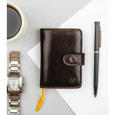 The Alvito Luxury Leather Pocket Diary