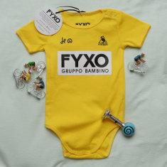 Gruppo bambino cycling baby onesie