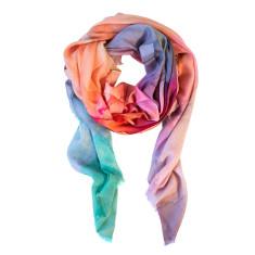 Peony Wool scarf
