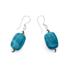 Aura Resin Earrings