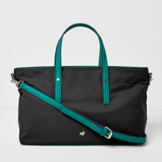 Superstar Nylon Tote Bag - (Various Colours)