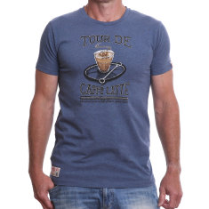 Men's Tour de Caffe Latte Tee