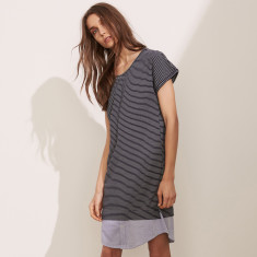 Breton Multimedia Tee Dress (various colours available)