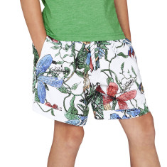 Boys Jungle Print Boardshorts