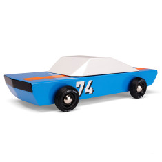Candylab blu74 racer toy car