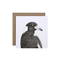 Magpie Greeting Card (pack of 5)