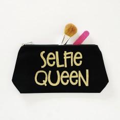 Selfie Queen make up bag