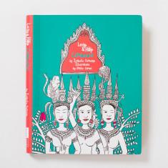 Cambodia travel book for children