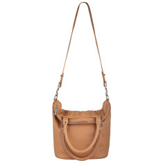 Some secret place leather handbag in tan