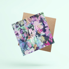 You're The Best Greeting Card (Pack of 3)