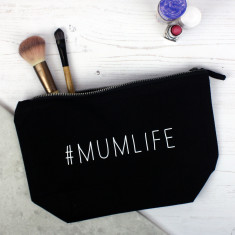Mum life mother's day makeup bag